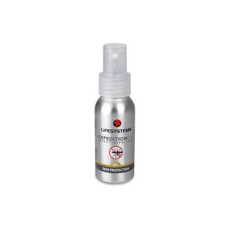 LIFESYSTEMS EXPEDITION 50 PLUS INSECT REPELLENT repelente de insectos
