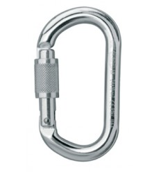 PETZL Ok Screw-Lock mosquetón