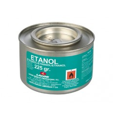 LACOR Lata Gel Etanol 225 g